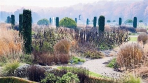 Trentham Gardens in winter